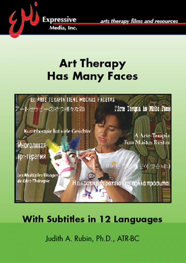 Art Therapy Has Many Faces