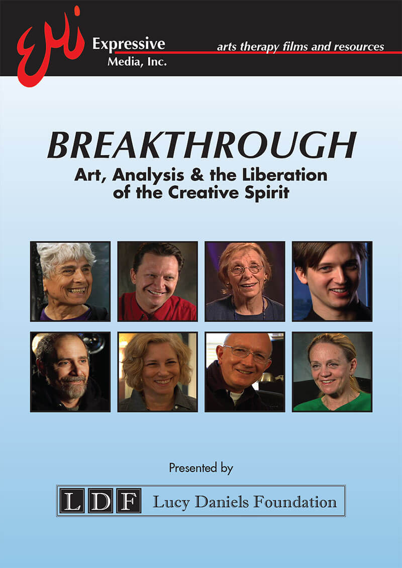 Breakthrough Art, Analysis & the Liberation of the Creative Spirit