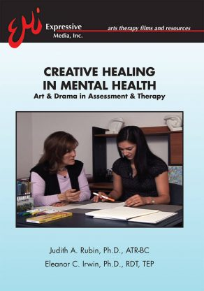 CREATIVE HEALING IN MENTAL HEALTH Art & Drama in Assessment & Therapy